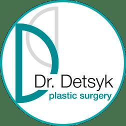 Круглый логотип доктор Децык