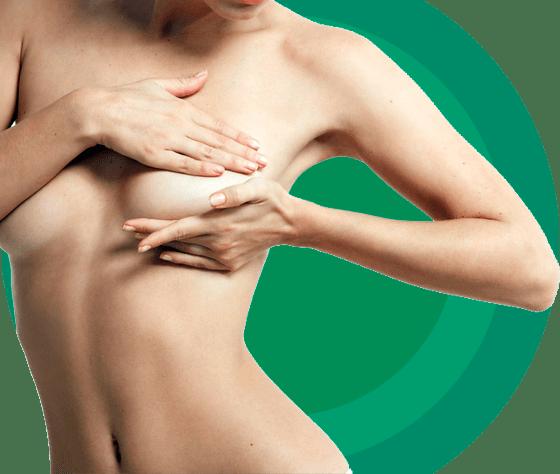 Увеличение груди при помощи имплантов