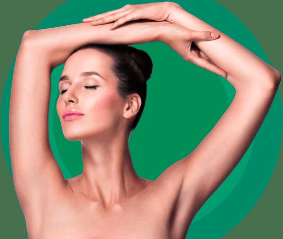 Подтяжка плеч / Брахиопластика