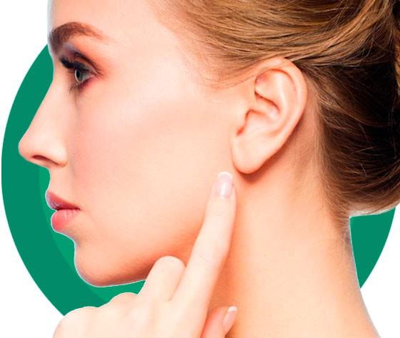 Пластика мочки уха / Коррекция мочек