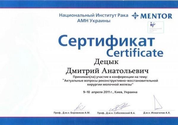 diploma sertif 06 - Децык Дмитрий Анатольевич