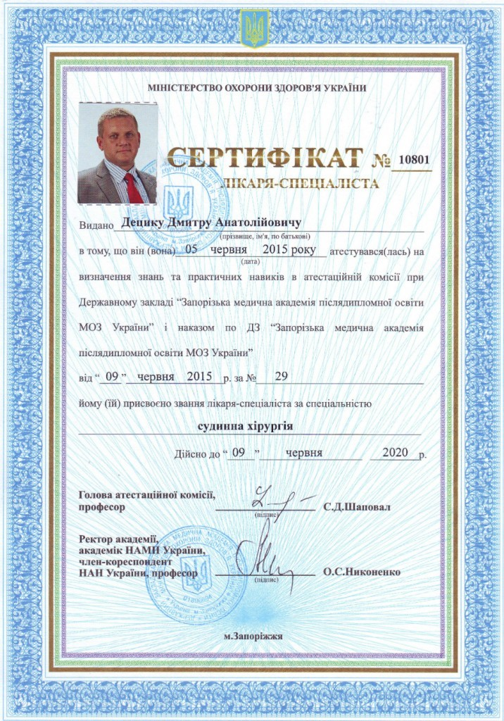 diploma sertif 14 - Децык Дмитрий Анатольевич