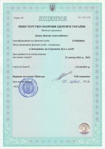 diploma sertif 28 - Децык Дмитрий Анатольевич