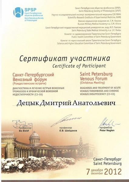 diploma sertif 34 - Децык Дмитрий Анатольевич