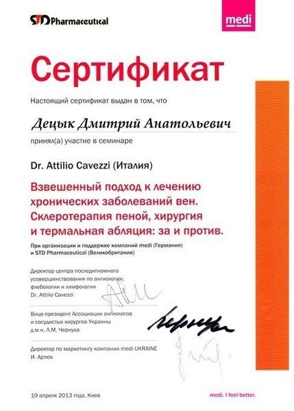diploma sertif 36 - Децык Дмитрий Анатольевич