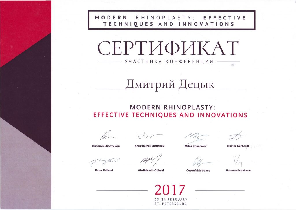 diploma sertif 65 - Децык Дмитрий Анатольевич