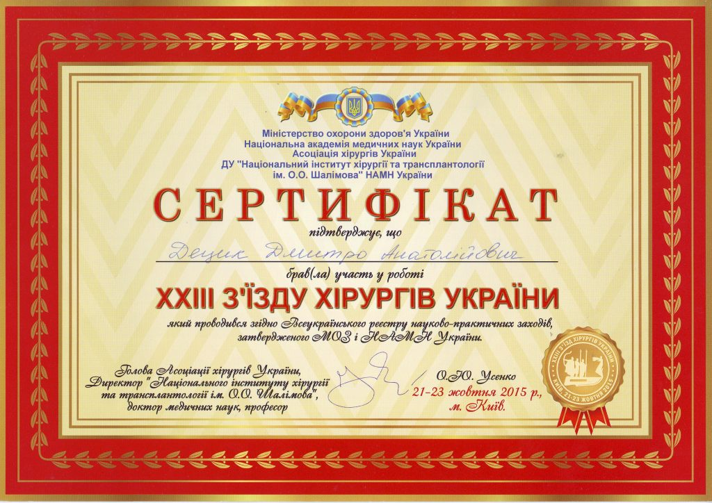diploma sertif 75 - Децык Дмитрий Анатольевич